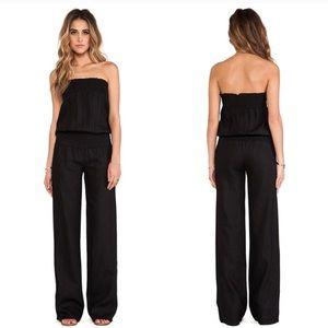 Young Fabulous & Broke Black Sleeveless Jumpsuit